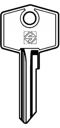 Replacement Union FS1 Pass Key For Union FS Series Locks