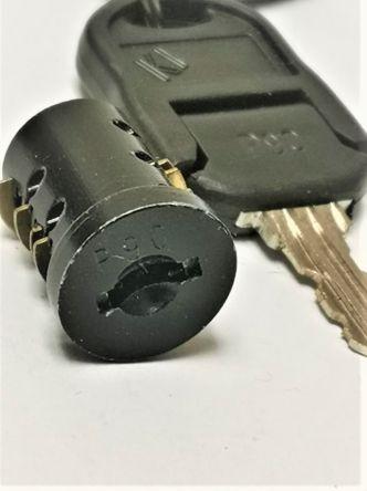 Wesko & KI P Series Lock Cylinder Cores