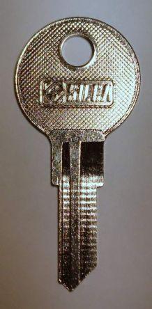 Replacement Meridian & Herman Miller MMST Master Key For Meridian & Herman Miller M Series Locks For lock codes M001 - M165