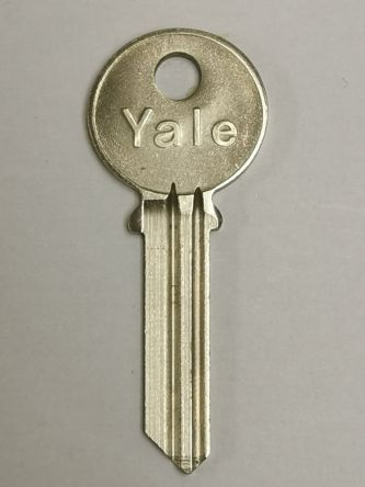 Yale Genuine 6 PIN Cylinder Key Blank