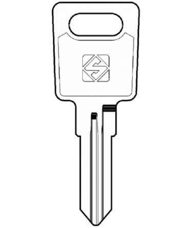 Ojmar P027 Master Key
