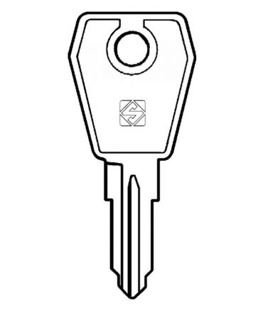 Camlock Systems 801 key