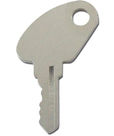 Replacement Pre-Cut KB107 Window Key to suit WMS / Avocet Espag handles Features: