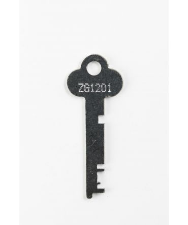 Replacement L&F Lowe & Fletcher ZG Flat Steel Series Keys