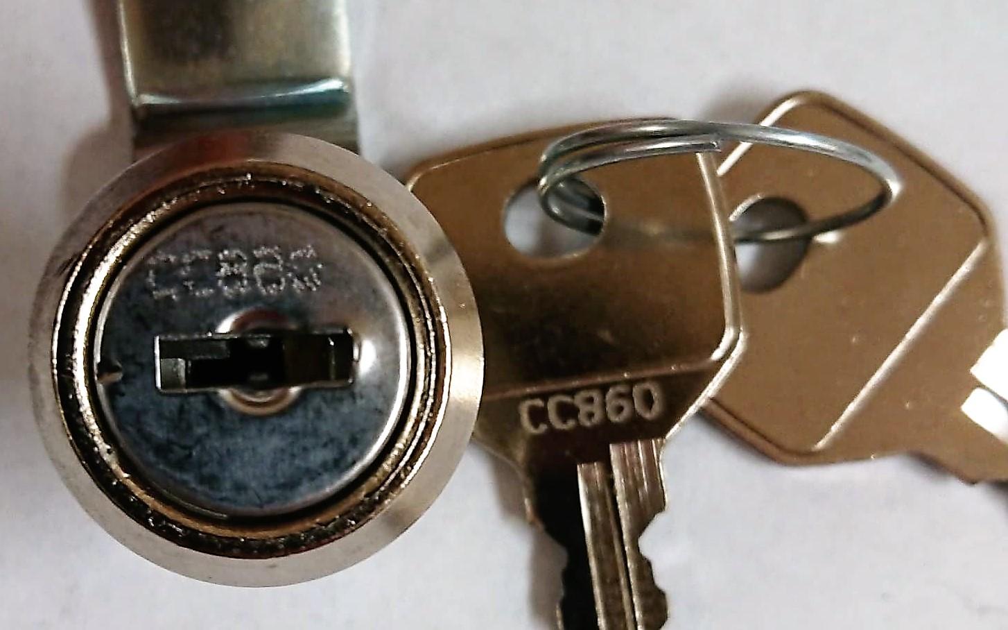 ronis cc lock